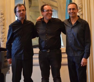 White Circle Trio